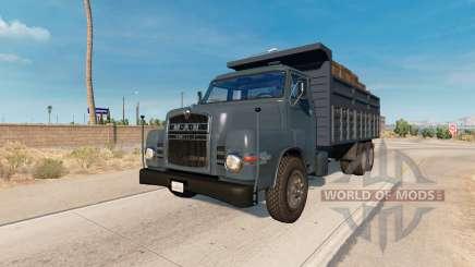 MAN 520 HN для American Truck Simulator