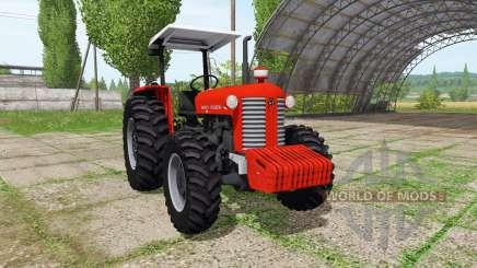 Massey Ferguson 95x для Farming Simulator 2017