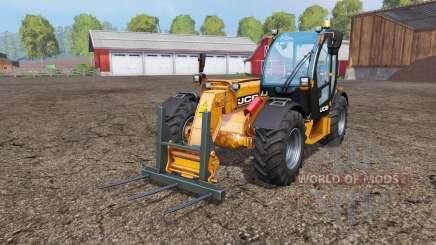 JCB 535-95 v1.2 для Farming Simulator 2015