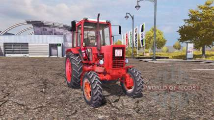 МТЗ 82 Беларус v1.1 для Farming Simulator 2013