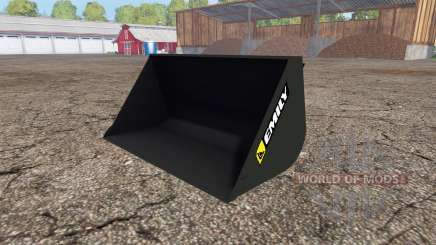 Emily bucket для Farming Simulator 2015
