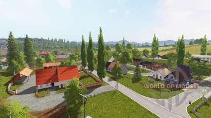 Irgendwo in Thuringen v1.0.1.2 для Farming Simulator 2017