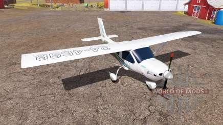 Cessna 172 для Farming Simulator 2013