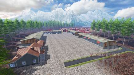Retreatet для Farming Simulator 2015