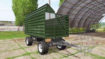 Conow HW 80 для Farming Simulator 2017