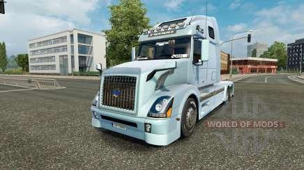 Volvo VNL 670 v1.4.2 для Euro Truck Simulator 2