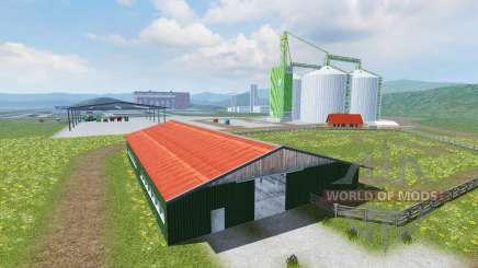 Farm central для Farming Simulator 2013
