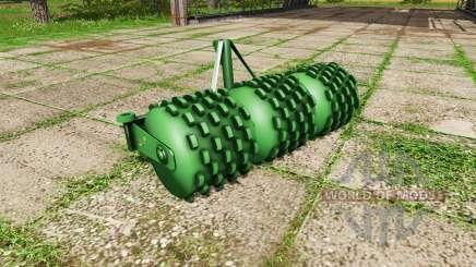 Fendt silowalze для Farming Simulator 2017