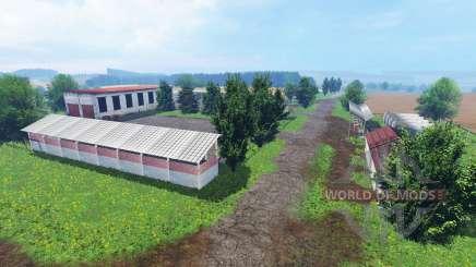 Черкащина для Farming Simulator 2015