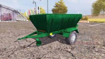 AMAZONE fertilizer spreader для Farming Simulator 2013
