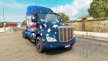 Peterbilt 579 v1.4 для Euro Truck Simulator 2