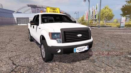 Ford F-150 convoi agricole для Farming Simulator 2013