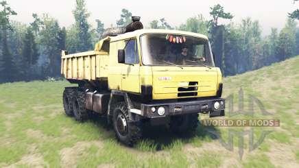 Tatra 815 для Spin Tires