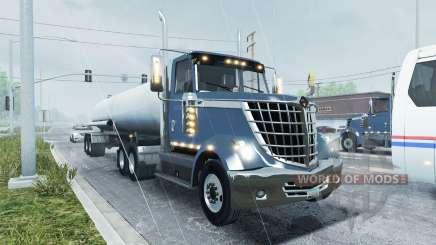 International LoneStar traffic для American Truck Simulator