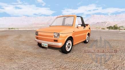 Fiat 126p v7.0 для BeamNG Drive