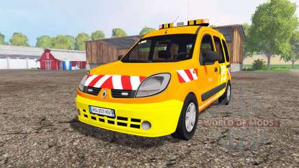 Renault Kangoo DIR для Farming Simulator 2015