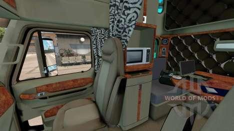 Freightliner Coronado v1.7 для Euro Truck Simulator 2