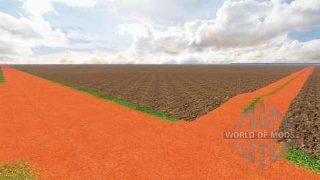 Fazenda Seriema для Farming Simulator 2015