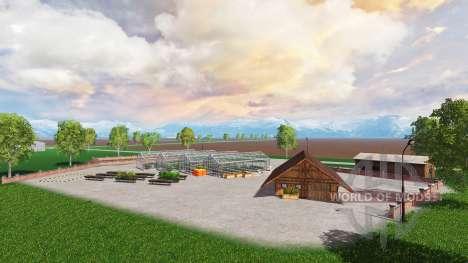 Valley Italy для Farming Simulator 2015