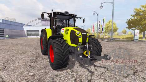 CLAAS Arion 620 v1.5 для Farming Simulator 2013