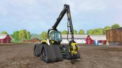 PONSSE Scorpion quadtrac