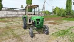 URSUS C-4011 для Farming Simulator 2017