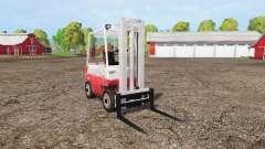Linde H25D v1.1 для Farming Simulator 2015