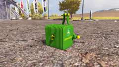 Weight John Deere v2.0 для Farming Simulator 2013