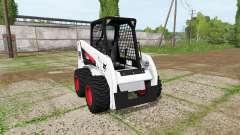 Bobcat S160 v2.3 для Farming Simulator 2017