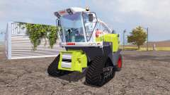 CLAAS Jaguar 980 TerraTrac для Farming Simulator 2013