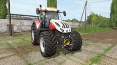 Steyr Terrus 6270 CVT ecotec v2.0