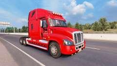 Скин States Logistics на Freightliner Cascadia