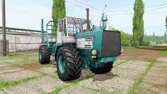 Т 150К лесовоз для Farming Simulator 2017