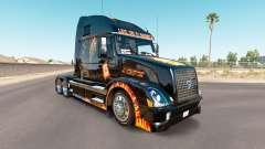 Скин Jackpot на тягач Volvo VNL 670