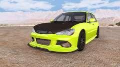 Hirochi Sunburst hatchback v1.1 для BeamNG Drive