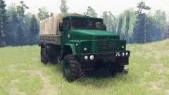 КрАЗ 260 4x4