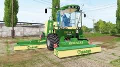 Krone BiG M II для Farming Simulator 2017