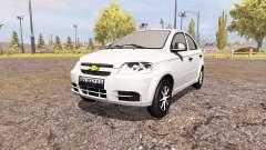 Chevrolet Aveo (T250) для Farming Simulator 2013