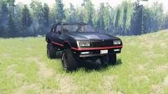 Chevrolet Monte Carlo SS 1986 для Spin Tires