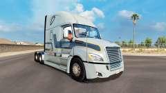 Скин Werner на тягач Freightliner Cascadia