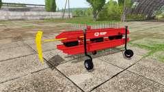 SIP Favorit 220 для Farming Simulator 2017