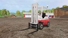 Linde H25D для Farming Simulator 2015