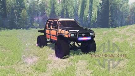 Toyota Hilux 1996 для Spin Tires