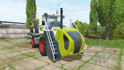 CLAAS Cougar 1400 v2.1 для Farming Simulator 2017