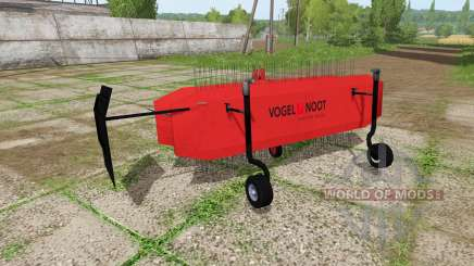 Vogel&Noot Heublitz 220 для Farming Simulator 2017
