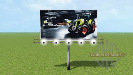 Billboard для Farming Simulator 2015