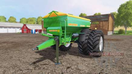 AMAZONE ZG-B 8200 twin wheels для Farming Simulator 2015
