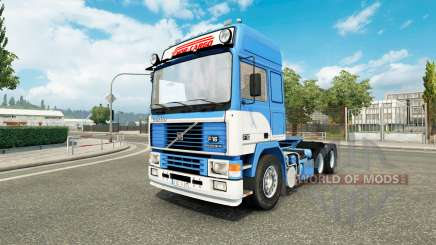 Volvo F16 Nor-Cargo v1.2 для Euro Truck Simulator 2