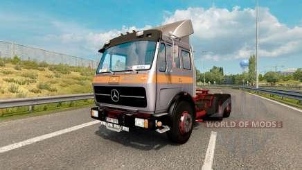 Mercedes-Benz 1632 v1.2 для Euro Truck Simulator 2