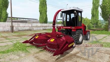 Палессе 2U250А для Farming Simulator 2017